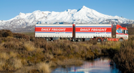 Daily Freight on the move